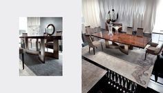 Dining Room Italian Design | Collection VOGUE