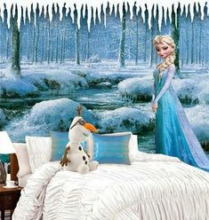Are your daughters big fans of Disney's Frozen? If the answer is 'yes',you should take action to do something to transform their room into a beautiful scene directly from the frozen movie. A frozen themed room is like a fairy tale world that deeply touches the hearts of every girls. Therefore, if you are planning [...]