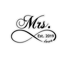 2019 with Infinity Symbol Kiss-Cut Stickers, Stationary Sticker, Sticker For Wedding Inviation, Wedding Invitation on Etsy Wedding Invitation Message, Wedding Invitations, Wedding Shower Gifts, Infinity Symbol, Stationary, Kiss, Symbols, Stickers, Wedding Invitation Sayings