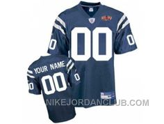 http://www.nikejordanclub.com/customized-indianapolis-colts-jersey-youth-team-color-super-bowl-xliv-football-cnffw.html CUSTOMIZED INDIANAPOLIS COLTS JERSEY YOUTH TEAM COLOR SUPER BOWL XLIV FOOTBALL CNFFW Only $60.00 , Free Shipping!