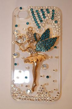 Tinkerbell, Fairy Inspired IPhone Case