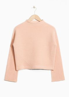 & Other Stories   Ribbed Sweater
