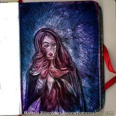 sketchbook - Marcelo Bittencourt - www.homemquevoa.com