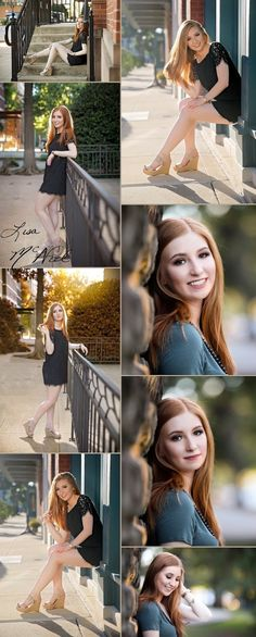Maddie Saunders | Marcus High School | Class of 2017 | Lisa McNiel Photography