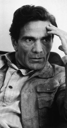 Pier Paolo Pasolini photos, including production stills, premiere photos and other event photos, publicity photos, behind-the-scenes, and more.