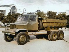 Praga V3S Rv Truck, Dump Trucks, Vintage Trucks, Old Trucks, Army Vehicles, Heavy Equipment, Cars And Motorcycles, Offroad, Jeep