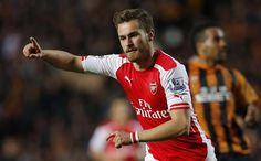 Aaron Ramsey has scored 3 goals and assisted 3 in his last 6 Arsenal appearances. Surely he's back to his best!