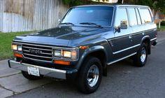 Clean FJ62. 1989 Toyota Land Cruiser FJ62 – Clean and Rust Free – $5400 OBO – Sacramento, CA. Related