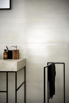 Carrelage blanc: voir les collections - Marazzi 6327