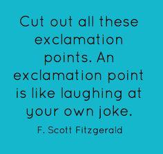 -F. Scott Fitzgerald  #oldbooksrstillcool