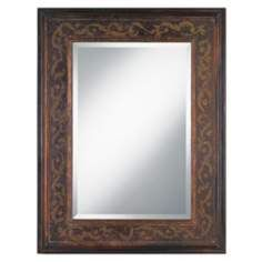"Uttermost Lanette 41"" High Wall Mirror"