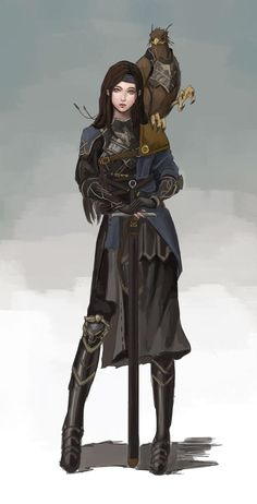 Post with 1742 votes and 42921 views. Tagged with art, fantasy, dnd, roleplay, dungeons and dragons; Fantasy Females (various artists) Fantasy Warrior, Fantasy Rpg, Medieval Fantasy, Woman Warrior, Warrior Concept Art, Elf Warrior, Fantasy Girl, Female Character Design, Character Creation