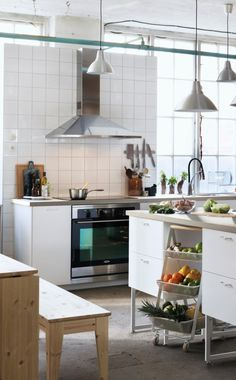 Find IKEA Tools And Videos To Help You Design Your Dream Kitchen! There Are  Lots Of Things To Think About, Like Where To Put The Fridge Or How Many  Drawers ...