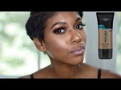 Loreal Pro-glow Foundation Review and Demo
