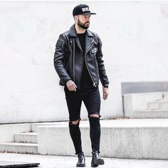 Check out @streetfashion.onpoint Outfit by @iampatricklesser #mensfashion_guide #mensguide Tag @mensfashion_guide in your pictures for a chance to get featured.