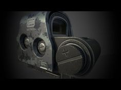 Texturing an asset from start to finish - YouTube