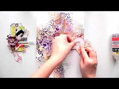 Bright layout tutorial with Primary Elements by Elena Morgun - YouTube