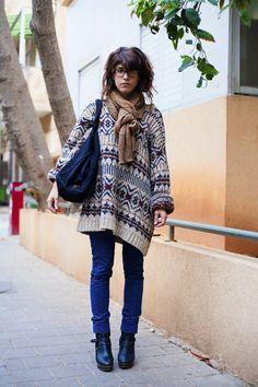 ההולך ברחובות: Tel Aviv, Ha'Avoda Street