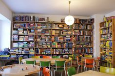 """Spielwise"": This is a TOY Library. With over 1100 party games for hire or on-site."