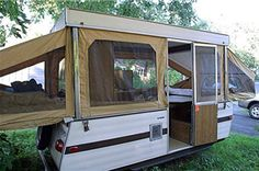How to Remove Mold From Camper Canvas