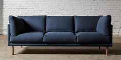 Swoon Editions - Merano 3 seater sofa