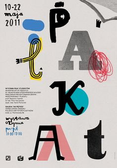 Ola Niepsuj, Plakat, 2011