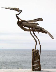 sculptures by Jaye Ouellete