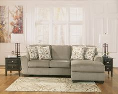 Patola Park - Patina Living Room Sectional 2pc Set By Ashley Furniture