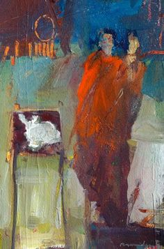 Magic Circus by ROBERT BURRIDGE