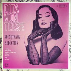 Dita Von Teese, Movie Posters, Film Poster, Film Posters, Poster