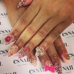 Blac Chyna's nails