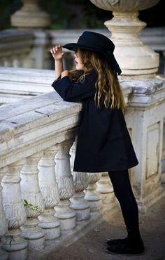 Mini in all black