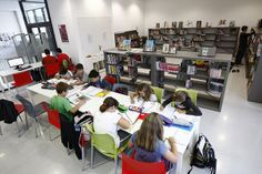 PORQUERES Biblioteca Carles Fontserè de Porqueres. 050 | Flickr: Intercambio de fotos