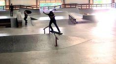 Alex Rich at The Pier www.thepierskatepark.com Skate Park