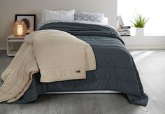 Comforters, Campaign, Content, Blanket, Medium, Bed, Home, Creature Comforts, Quilts