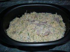 Rezept: Geflügel : Pute mit Gemüse und Kartoffeln in Käsesoße Bild Nr. 5