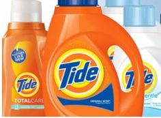 Win a FREE 1 Year Supply of Tide Laundry Detergent (52 Winners)  http://www.thefreebiesource.com/?p=209862