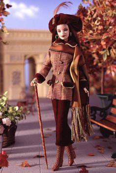 Autumn in Paris Barbie