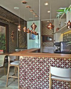Inaugurando a @casacorpe com um cafezinho Acompanhem no Snap em tempo real nossa visitinha a casarão SNAP: Decoredecor Project: ND Arquitetura