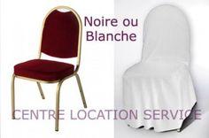 Location Housse de chaise pour chaise conférence