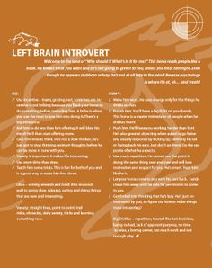 Armed Horsenality: Left Brain Introvert Chart -- my horse. Before I retrained him with parelli, no one could get him to move at all. Now I gallop with him across the front pasture, and he's everyone's favorite horse.