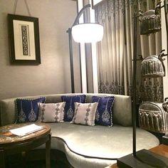 "Luxurious Thai neo-colonial décor of our newly remodelled Royal Club Room.  Credit ""IG@emma_pat99"" ห้องรอยัลคลับ ตบแต่งอย่างสวยหรูในสไตล์ไทย นีโอ-โคโลเนี่ยล"