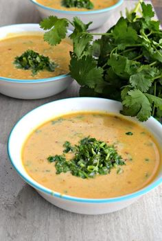 Roasted Butternut Squash & Garlic Soup - Warm your belly this winter with this super yummy soup. Its creamy, rich and garlicky. What more can you ask for on a cold day? Slurppp!!