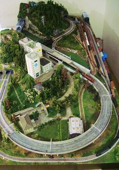 Model Train Layouts N Scale | Flickr - Photo Sharing!