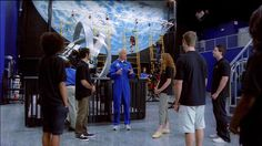 Astronaut Training Experience at Kennedy Space Center in Cape Canaveral, Florida.