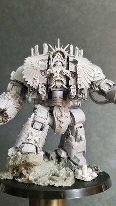 Warhammer 40k Figures, Warhammer Models, Warhammer 40k Miniatures, Warhammer 40000, Space Marine Dreadnought, Eternal Crusade, Grey Knights, Game Workshop, The Grim