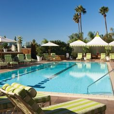 Hotel week in LA with your girlfriends Travel inspiration www.redonline.co.uk