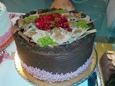 Çikolatalı Ünver Pasta