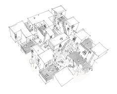 Galeria de Centre Village / 5468796 Architecture + Cohlmeyer Architecture Limited - 16