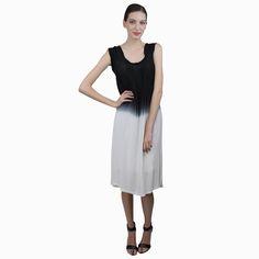 Verge - 3238Jdx Dress White